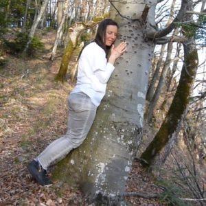 Čuječnost pri drevesu